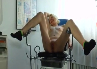 Gynecologist chair incest fucking in HD