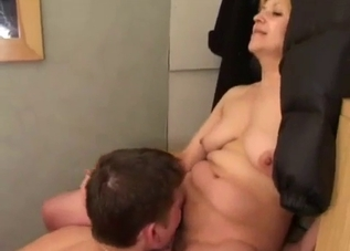Mommy loves fucking her big-dicked son